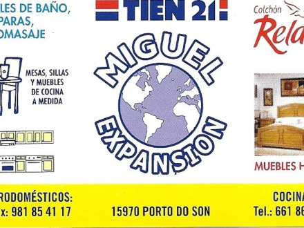 Miguel Expansion