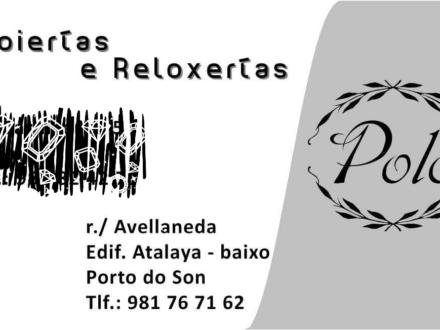 Xoiaria Reloxeria Polo