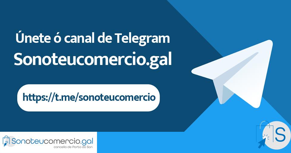 Sonoteucomercio Telegram