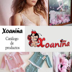 Catálogo Xoaniña